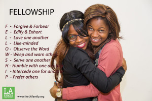 @thelaFamily Fellowship