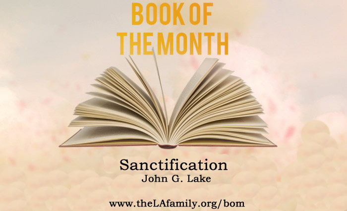 More Quotes on #Sanctification from John G  Lake