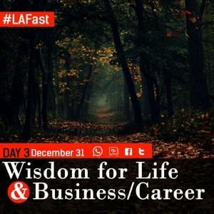 LA Wisdom Fast Day 3