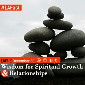 LA Wisdom Fast Day 2