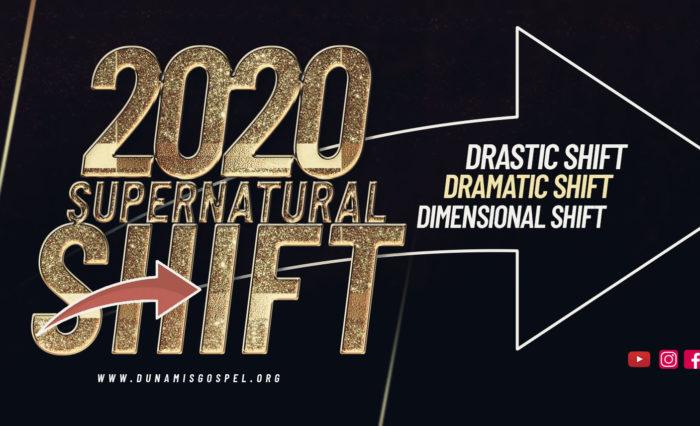 Dunamis theme for 2020